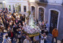 Nossa Senhora de Fátima na Rua Serpa Pinto, Ílhavo