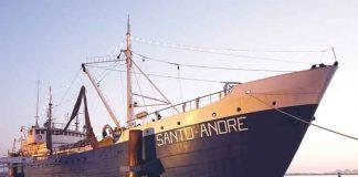 Navio Museu Santo André