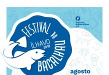 Cartaz do Festival do Bacalhau 2018