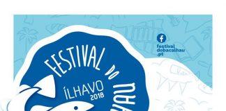 Cartaz do Festival do Bacalhau 2018