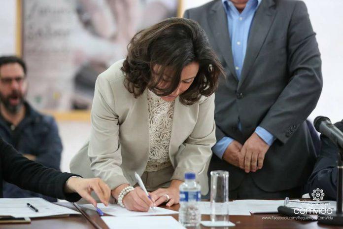 Fátima Teles, vereadora da Câmara Municipal de Ílhavo. Foto: CMI