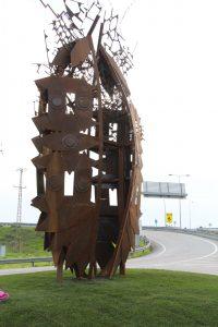 Escultura o Dóri - Miguel Neves Oliveira